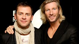 Image for Thursday - Deborah Meaden and Robbie Savage