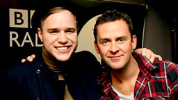 Image for Friday - Olly Murs and Jason Byrne