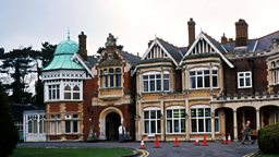 Image for Code-Breakers: Bletchley Park's Lost Heroes