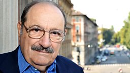 Image for Umberto Eco in a Front Row special