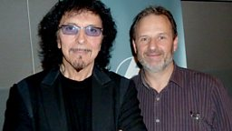 Image for Thursday - with Tony Iommi