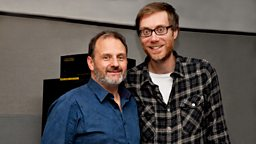 Image for Friday - with Stephen Merchant
