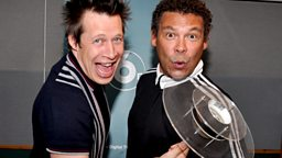 Image for Tuesday - Craig Charles sits in