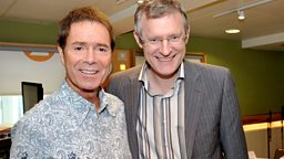 Image for Jeremy is joined by Cliff Richard