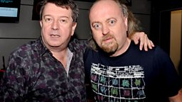 Image for Monday - with Bill Bailey