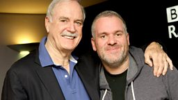 Image for Monday - with John Cleese