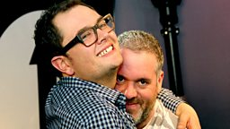 Image for Thursday - with Alan Carr