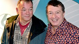 Image for Thursday - with Stewart Lee