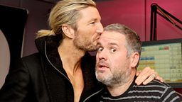 Image for Friday - with Robbie Savage