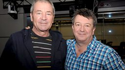 Image for Monday - Stuart presents solo and is joined by Ian Gillan