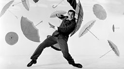 Image for Dancing In The Rain: Gene Kelly
