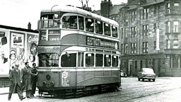 Image for The Golden Age of Trams: A Streetcar Named Desire