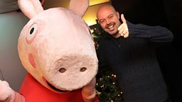 Image for Wednesday - When Dom Met Peppa Pig