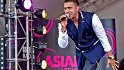 Image for Asian Network at London Mela