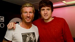 Image for Thursday: Robbie Savage Talks About His New Initiative