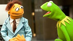 Image for The influential people in theatre; the return of The Muppets