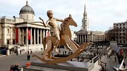 Image for Fourth Plinth; Peter Ackroyd; new Water Music