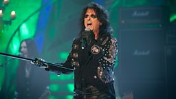 Image for The Bizarre and Influential World of Alice Cooper