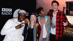 Image for B. Traits, Jamal Edwards and Ally McCrae