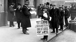 Image for Sinking of the Titanic Special