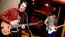 Image for Tuesday: Pulled Apart By Horses Live Lounge