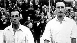 Image for Denis Compton & W J Edrich