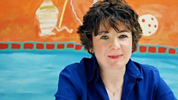 Image for Jane Garvey sits in