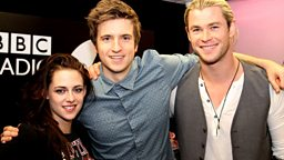 Image for Thursday: Kristen Stewart and Chris Hemsworth