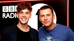Image for Studio Guest Aiden Grimshaw And Harry Styles Look-A-Like Listeners