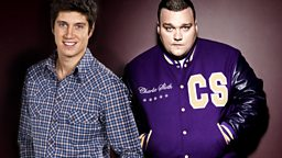 Image for Vernon Kay and Charlie Sloth co-host!