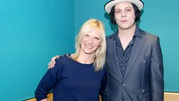 Image for Jo is joined by Jack White