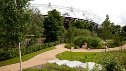 Image for Garden for the Games, Olympic Park, Stratford
