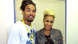 Image for Dev chats to Emeli Sande and Rizzle Kicks play FFoFF