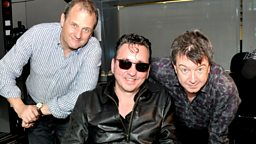 Image for Tuesday - Richard Hawley and Simon Armitage
