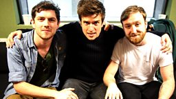 Image for Greg James Sofa Surfing Day 4