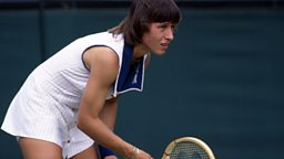 Image for Martina Navratilova