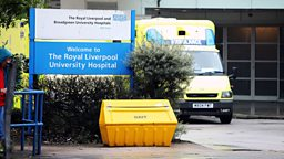 Image for NHS Trust Going Bust