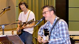 Image for Richard Hawley and King Charles Live from Maida Vale