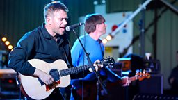 Image for Blur live at Maida Vale with Steve Lamacq