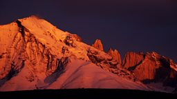 Image for Patagonian Mountains