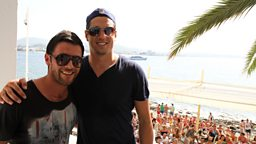 Image for ...With Danny and Vernon, live from Ibiza