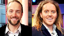 Image for Derren Brown talks to Tim Minchin