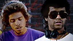 Image for Jamie Jones and Seth Troxler sit in for Pete