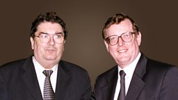 Image for John Hume/David Trimble