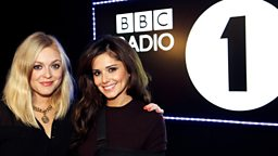 Image for Friday: Cheryl & Fearne Have A chat