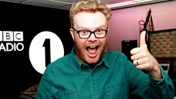 Image for Huw Stephens sits in for Reggie
