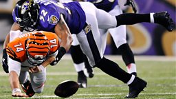 Image for Cincinnati Bengals at Baltimore Ravens