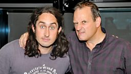 Image for Thursday - Ross Noble
