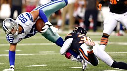 Image for Chicago Bears at Dallas Cowboys