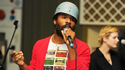 Image for Cody ChesnuTT in session for Craig Charles